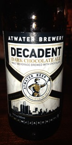 Decadent Dark Chocolate Ale