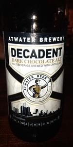 Decadent Dark Chocolate Ale