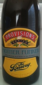 Provisions Series: Mother Funker