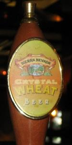 Sierra Nevada Crystal Wheat Beer