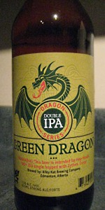 Dragon Series Green Dragon Double IPA
