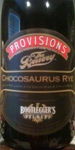Chocosaurus Rye