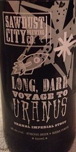 Long, Dark Voyage To Uranus