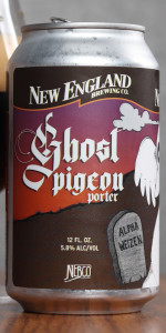 Ghost Pigeon Porter