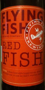 Red Fish India Red Ale