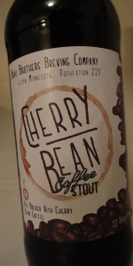 Cherry Bean Coffee Stout
