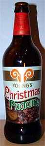 Young's Christmas Pudding Ale