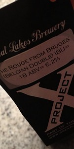 Great Lakes The Rouge From Bruges