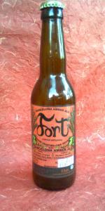 Fort Barcelona Amber Ale