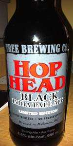 Hop Head Black India Pale Ale