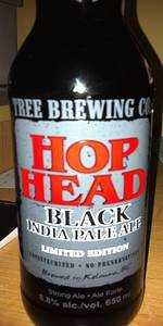 Hop Head Black India Pale Ale