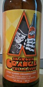 SkaWork Orange Cream Stout