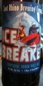 Lost Rhino Ice Breaker