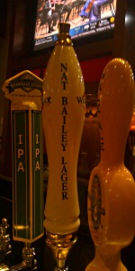 Nat Bailey Lager