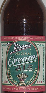 Dave's Original Cream Ale