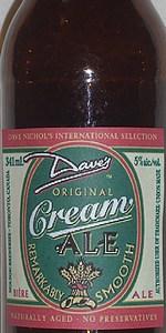 Dave's Original Cream Ale