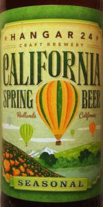 California Spring Beer