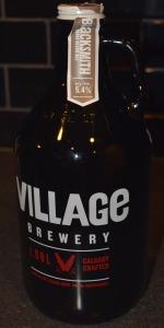 Blacksmith India Black Ale