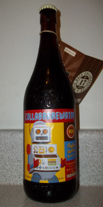 Wild Oats Series No. 17 - Collabrrrewator Coffee-Doppelbock