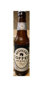 Kentucky Bourbon Barrel Coffee Stout