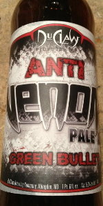 Anti-Venom-Green Bullet