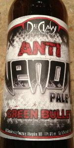 Anti-Venom-Green Bullet