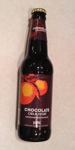 Saranac High Peaks Series Chocolate Orange