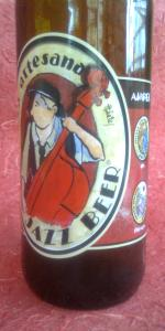 Jazz Beer Tarraco Amber