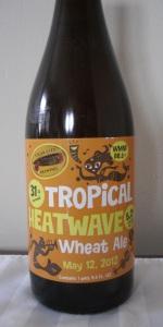 Tropical Heatwave Wheat Ale