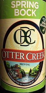 Otter Creek Spring Bock