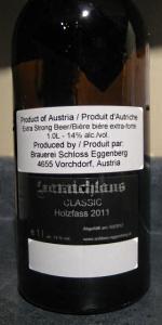 Samichlaus Classic Holzfass 2010