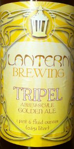 Tripel Abbey-Style Golden Ale