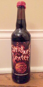 Barrel Aged Smoked Porter (20%)