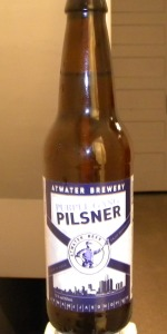 Purple Gang Pilsner