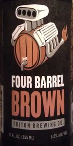Four Barrel Brown