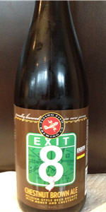 Exit 8 Chestnut Brown Ale