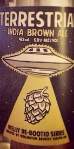 Terrestrial India Brown Ale