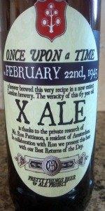 X Ale, 22nd February 1945