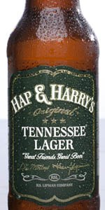 Hap & Harry's Tennessee Lager