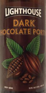 Dark Chocolate Porter