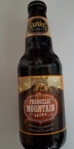 Frangelic Mountain Brown