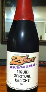 Liquid Spiritual Delight Ale (Barrel Aged)