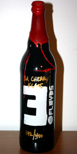 Barrel Aged Alpha Klaus With Cherries