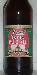 Dave's India Pale Ale