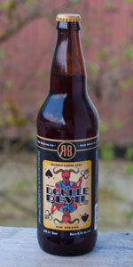 Bourbon Barrel Aged Double Devil