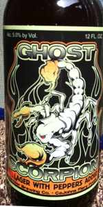 Ghost Scorpion Lager