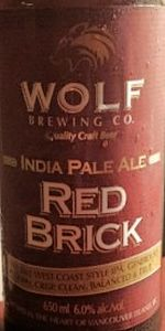 Red Brick IPA