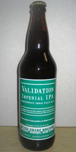 Validation Imperial IPA