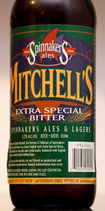 Mitchell's Extra Special Bitter