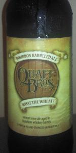 Quaff Bros What The Wheat?
